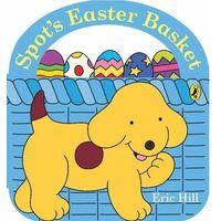 Książki dla dzieci, Spot's easter basket (opr. kartonowa)