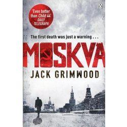 Moskva - Dostawa 0 zł (opr. miękka)