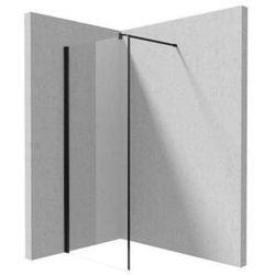 Deante Kerria Plus ścianka prysznicowa 90 cm Walk-In szkło przezroczyste KTSN39P