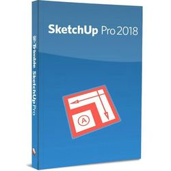Sketchup Pro 2018 ENG Win/Mac + subskrypcja 1 rok
