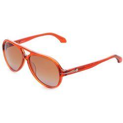 Okulary przeciwsłoneczne pilotki Calvin Klein - CK4191S