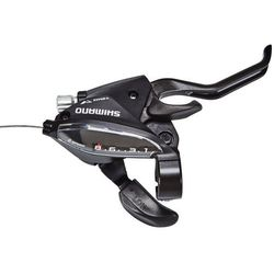 Shimano ST-EF510-2 Klamkomanetka tylne koło 8-prędkości czarny Klamkomanetki prawe Przy złożeniu zamówienia do godziny 16 ( od Pon. do Pt., wszystkie metody płatności z wyjątkiem przelewu bankowego), wysyłka odbędzie się tego samego dnia.