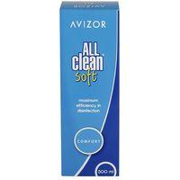 Płyny pielęgnacyjne do soczewek, Avizor All Clean Soft 350ml