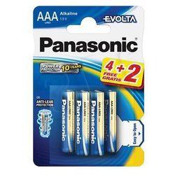 Baterie PANASONIC LR03EGE/6BW