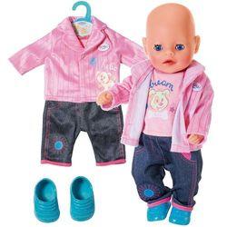 BABY born zestaw z kurtką Little, 36 cm