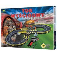 Tory wyścigowe dla dzieci, DROMADER Tor samochodowy 280 cm