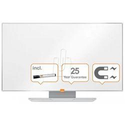 """Tablica suchościeralna NOBO Nano Clean 189x107cm panoramiczna 85"""" stal lakierowana rama aluminiowa"""