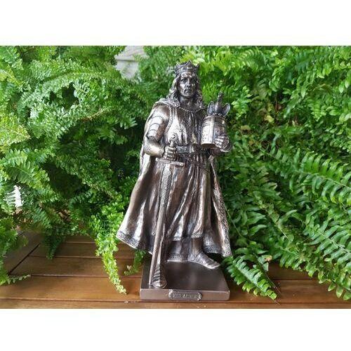 Rzeźby i figurki, FIGURKA HISTORYCZNY KRÓL ARTUR - VERONESE (WU76381A1)