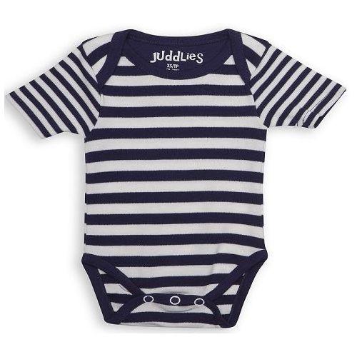 Body niemowlęce, Body Juddlies - Patriot Blue Stripe 0-3 m 6002075