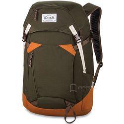 """Dakine Canyon 28L plecak turystyczny na laptopa 17"""" / zielono - pomarańczowy"""