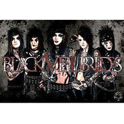 Black Veil Brides Leather - plakat