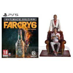 Far Cry 6 - Edycja Ultimate + figurka PS5