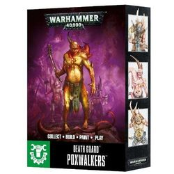 Easy To Build Death Guard Poxwalkers (43-41) GamesWorkshop 99120102071