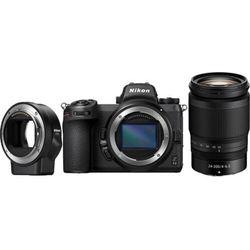 Nikon Aparat Z6II + obiektyw 24-200mm F4-6.3 VR + FTZ