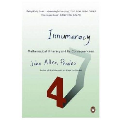 Książki do nauki języka, Innumeracy (opr. miękka)