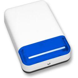 SPL-2030 BL Sygnalizator zewnętrzny akustyczno-optyczny Satel dioda niebieska