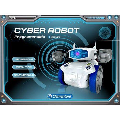 Roboty dla dzieci, Clementoni Cyberrobot programowany 60596