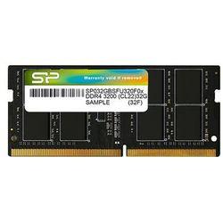 Silicon Power SODIMM DDR4 16GB 2666MHz CL19 - SP016GBSFU266F02 - dostępny w ratach 0%