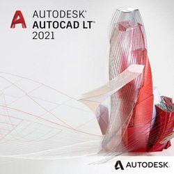 AutoCAD LT 2021 - licencja 1 rok