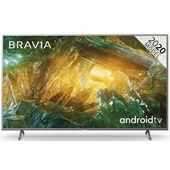 TV LED Sony KD-49XH8077