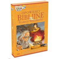 Filmy religijne i teologiczne, Opowieści Biblijne ze Starego Testamentu (box 4 płyt DVD)