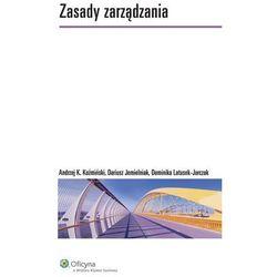 Zasady zarządzania (opr. broszurowa)
