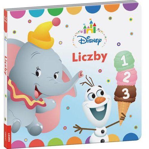 Książki dla dzieci, Disney Liczby (opr. twarda)