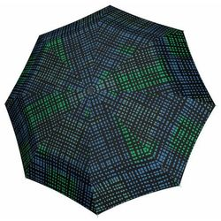 Knirps T200 Duomatic Parasolka składana 28 cm 2Structure green ZAPISZ SIĘ DO NASZEGO NEWSLETTERA, A OTRZYMASZ VOUCHER Z 15% ZNIŻKĄ