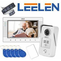 Leelen LEELEN Wideodomofon 7cali JB305_V34M/No15nc (PAMIĘĆ ZDJĘĆ) JB305_V34M/No15nc - Rabaty za ilości. Szybka wysyłka. Profesjonalna pomoc techniczna.