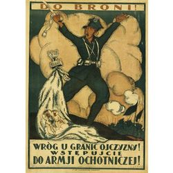 WRÓG U GRANIC OJCZYZNY Wojna-Polsko-Bolszewicka- 1920-034