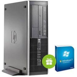 HP Compaq 8300 Elite SFF – Edycja Ultimate (+Windows 7 Professional) 64-bit