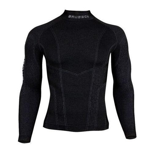 Pozostała odzież sportowa, BRUBECK - bluza termoaktywna męska EXTREME MERINO