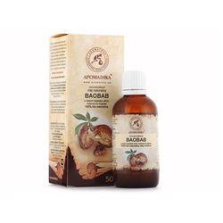 Olej z Baobabu (Baobab) 50 ml, 100% naturalny, Aromatika