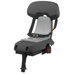 Fotelik rowerowy na bagażnik Polisport Guppy Junior CFS - szaro/szary