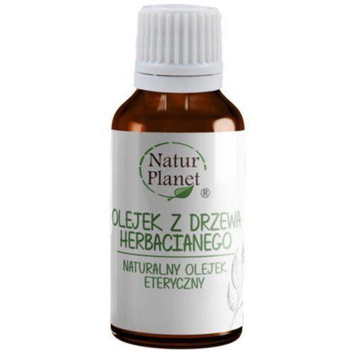 Olejki zapachowe, Natur Planet OLEJEK Z DRZEWA HERBACIANEGO (30 ml)