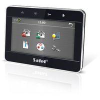 Centralki alarmowe, INT-TSG-BSB Manipulator graficzny z ekranem dotykowym 4,3
