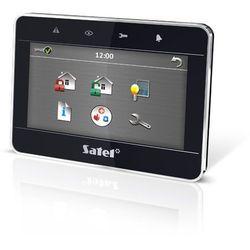 """INT-TSG-BSB Manipulator graficzny z ekranem dotykowym 4,3"""" czarny SATEL"""
