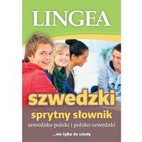 Słowniki, encyklopedie, Szwedzko-polski polsko-szwedzki sprytny słownik - Dostawa 0 zł (opr. miękka)