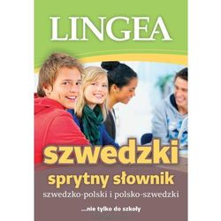 Szwedzko-polski polsko-szwedzki sprytny słownik - Dostawa 0 zł (opr. miękka)