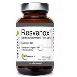 Resvenox Resveratrol 450mg 30 kaps.