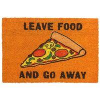 Wycieraczki, Zostaw jedzenie i odejdź