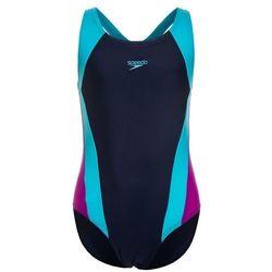 Speedo Kostium kąpielowy navy/turquoise/diva