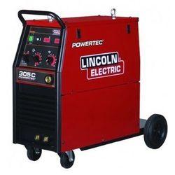 Półautomat spawalniczy LINCOLN POWERTEC 305C 4R 400V3Ph +DOSTAWA GRATIS +GWARANCJA PRODUCENTA - MIGOMAT