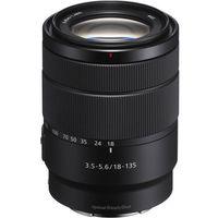 Konwertery fotograficzne, Sony 18-135mm f/3.5-5.6 OSS (SEL18135)
