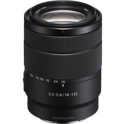 Sony 18-135mm f/3.5-5.6 OSS (SEL18135)