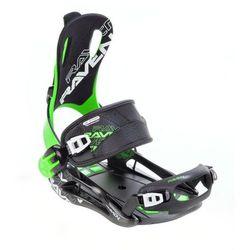 Wiązania snowboardowe Fastec Raven FT 270 (green) 2020
