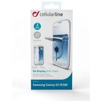 Folie ochronne do smartfonów, Folia ochronna CELLULAR LINE Spultra Galaxy S3