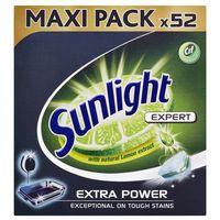 Pozostałe do mycia naczyń, Unilever SUNLIGHT Tabletki do zmywarek (668845) Darmowy odbiór w 20 miastach!