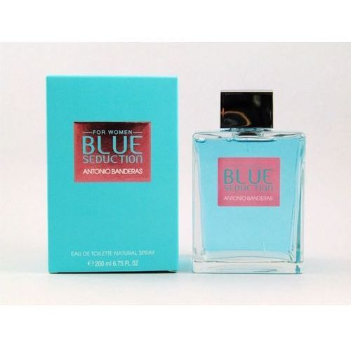 Wody toaletowe damskie, Antonio Banderas Blue Seduction Woman 200ml EdT
