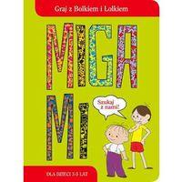 Książki dla dzieci, MigaMi. Graj z Bolkiem i Lolkiem - Dostawa zamówienia do jednej ze 170 księgarni Matras za DARMO (opr. twarda)